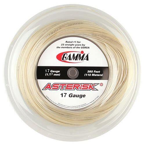 Gamma Asterisk Matassa Corde da Tennis - TennisCornerShop