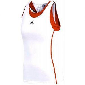 Adidas BarricadeTank Maglietta da Tennis - TennisCornerShop