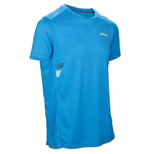 Babolat Core Flag Club Tee Junior Maglietta da Tennis - TennisCornerShop