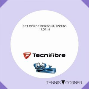 Tecnifibre Black Code Set Corde da Tennis - TennisCornerShop
