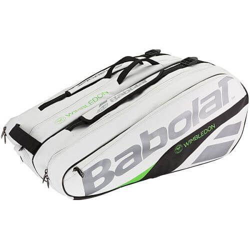 Babolat Pure Wimbledon Bag X12 2018 Borsa da Tennis - TennisCornerShop