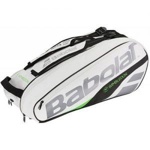 Babolat Pure Wimbledon Bag X6 2018 Borsa da Tennis - TennisCornerShop