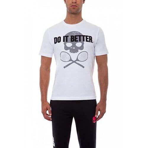 Hydrogen Do It Better T-Shirt Maglietta da Tennis - TennisCornerShop