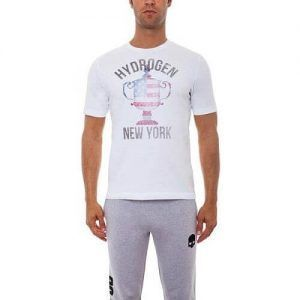 Hydrogen Cup T-Shirt NEW YORK Maglietta da Tennis - TennisCornerShop