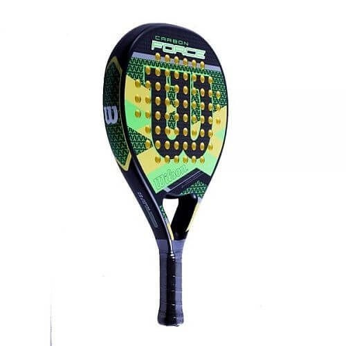 Wilson Carbon Force Racchetta da Padel - TennisCornerShop