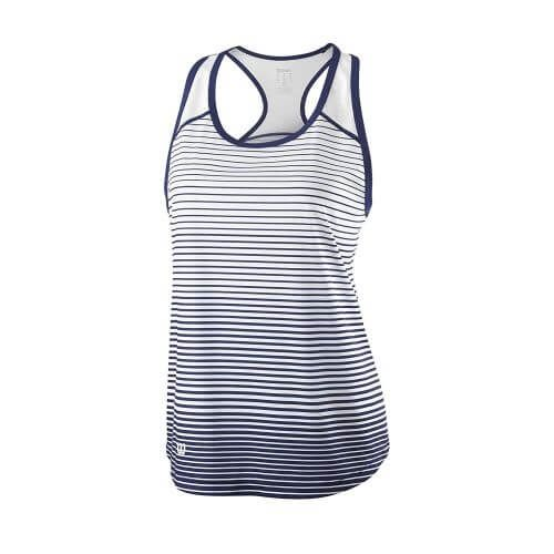 Wilson Woman Team Striped Tank-0