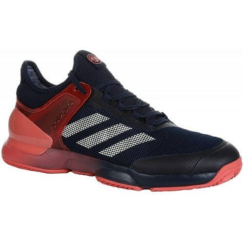 Adidas Adizero Ubersonic 2 Clay Roland Garros Scarpe da Tennis - TennisCornerShop