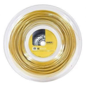 Luxilon 4G Rough-125-Giallo