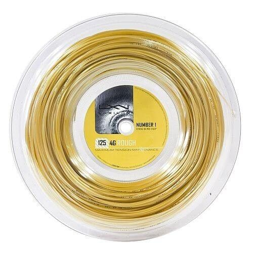 Luxilon 4G Rough-125-Giallo