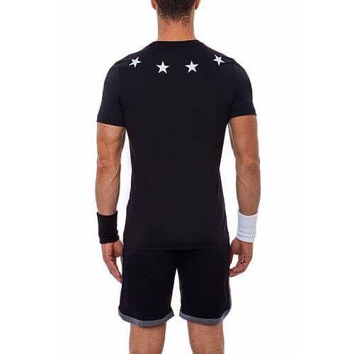Hydrogen Reflex Tech Star T-Shirt Maglietta da Tennis - TennisCornerShop