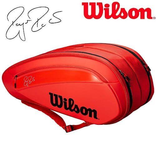 Wilson Federer DNA X12 2018 Borsa Tennis - TennisCornerShop