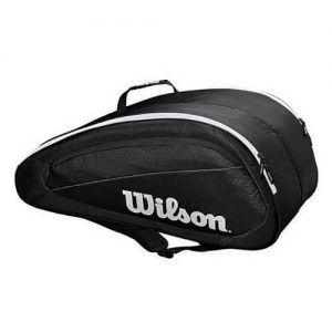Wilson Federer Team x12 2018 Borsa Tennis - TennisCornerShop