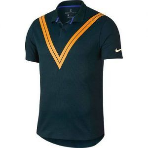 Nike Court Zonal Cooling RF Advantage Polo Maglietta da Tennis - TennisCornerShop