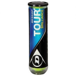 Dunlop Tour Brilliance Palline da Tennis - TennisCornerShop