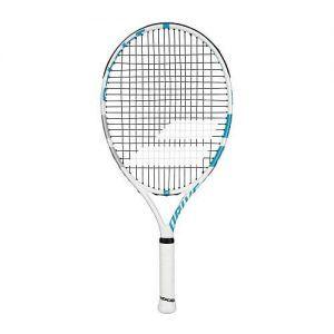 Babolat Drive JR. 23 (Bianco) 2018 Racchetta da Tennis - TennisCornerShop