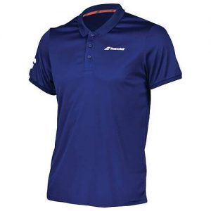 Babolat Polo Club Core Maglietta Tennis - TennisCornerShop