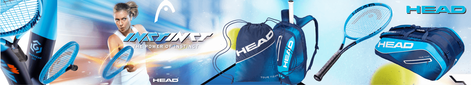 TENNIS CORNER - HEAD INSTINCT 2019